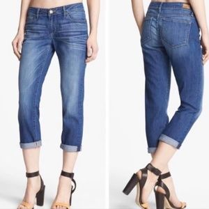 Paige Jeans James Crop Sz 30